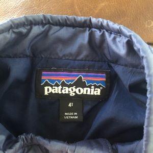 Patagonia toddler nano puff jacket